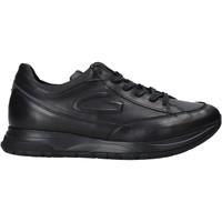 Sko Herre Sneakers Alberto Guardiani AGM004804 Sort