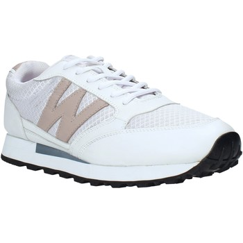 Sko Herre Lave sneakers Melluso U93200X hvid