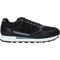 Sko Herre Sneakers Melluso U93200X Sort