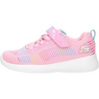Sko Pige Lave sneakers Skechers 302379L Pink