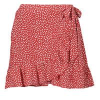 textil Dame Nederdele Betty London OLINDA Rød / Hvid