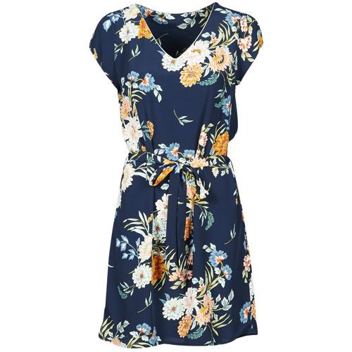 textil Dame Korte kjoler Betty London OWAKA Marineblå / Flerfarvet