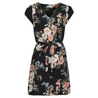 textil Dame Korte kjoler Betty London OWAKA Sort / Flerfarvet