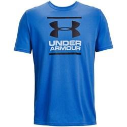 textil Herre T-shirts m. korte ærmer Under Armour GL Foundation Blå
