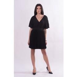 textil Dame Korte kjoler Fracomina FQ21SD1002W412F9 Sort