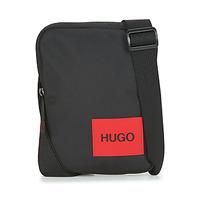 Tasker Herre Bæltetasker & clutch  HUGO Ethon_NS zip Sort