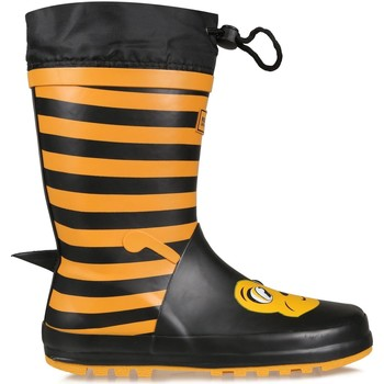 Sko Børn Støvler Dare 2b  Yellow/Black Stripe