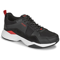 Sko Herre Lave sneakers HUGO BLOCK RUNN Sort
