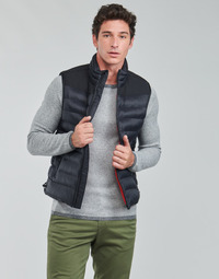 textil Herre Dynejakker HUGO BALTINO Sort