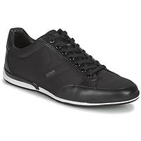 Sko Herre Lave sneakers BOSS SATURN LOWP NYS Sort