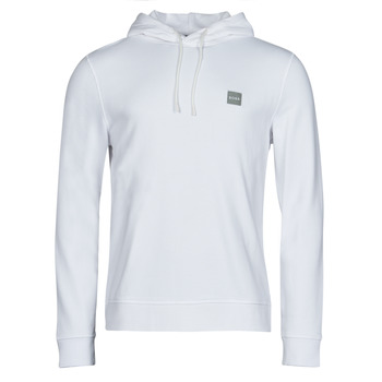 textil Herre Sweatshirts BOSS WETALK Hvid