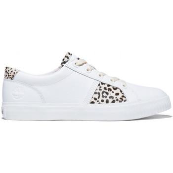Sko Dame Lave sneakers Timberland Skyla bay Hvid