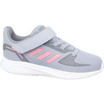 Sko Børn Løbesko adidas Originals Runfalcon 20 Grå