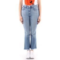 textil Dame Bootcut jeans Roy Rogers P21RND036D4221693 BLUE
