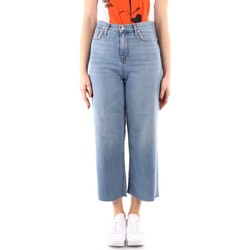 textil Dame Lige jeans Roy Rogers P21RND043D4271707 BLUE