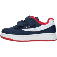 Sko Dreng Lave sneakers Fila 1011078 NAVY BLUE