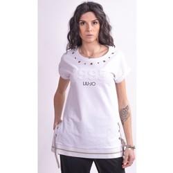 textil Dame Sweatshirts Liu Jo TA1049F0831 Farveløs