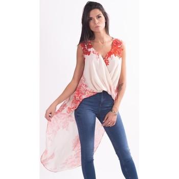 textil Dame Skjorter / Skjortebluser Love To Love L17091 Farveløs