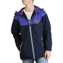 textil Herre Jakker Geographical Norway - Afond_man blue