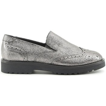 Sko Dame Ballerinaer Made In Italia - LUCILLA grey
