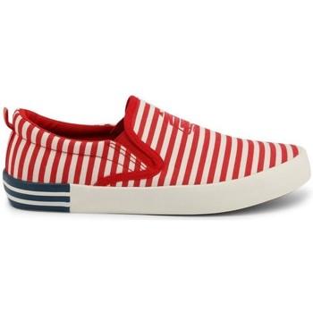 Sko Dame Slip-on Marina Yachting - VENTO181W619852 red