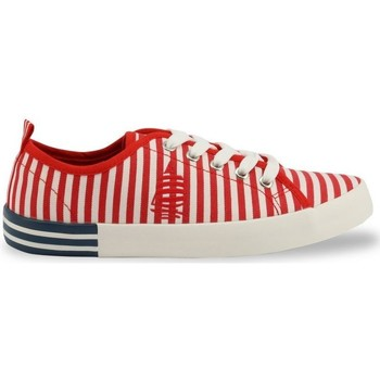 Sko Dame Lave sneakers Marina Yachting - VENTO181W620852 red