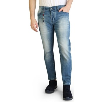 textil Herre Smalle jeans Yes Zee - P611_P613 blue