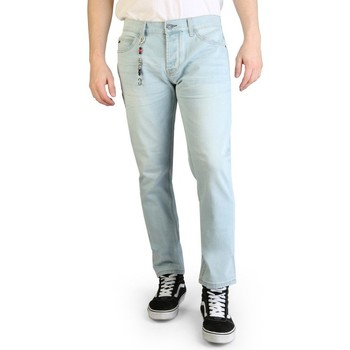 textil Herre Smalle jeans Yes Zee - P611_P614 blue