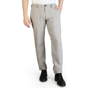 textil Herre Chinos / Gulerodsbukser Yes Zee - P682_UN00 brown