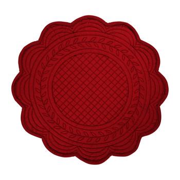 Indretning Borddækning Côté Table BOUTIS Rød