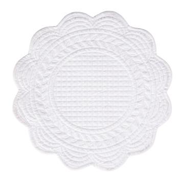Indretning Borddækning Côté Table BOUTIS Hvid
