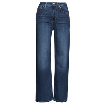 textil Dame Bootcut jeans Pepe jeans LEXA SKY HIGH Blå