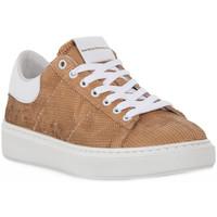 Sko Dame Lave sneakers Marco Ferretti CROISSANT LUXURY Marrone