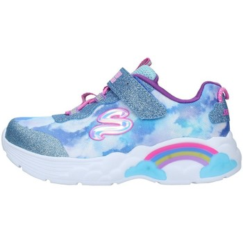 Sko Dreng Lave sneakers Skechers 302300N BLUE