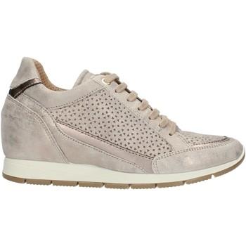 Sko Dame Lave sneakers Enval 72771 Beige