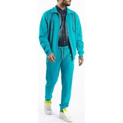 textil Herre Sweatshirts Takeshy Kurosawa  Blå