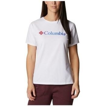 T-shirts m. korte ærmer Columbia  Sun Trek W Graphic Tee