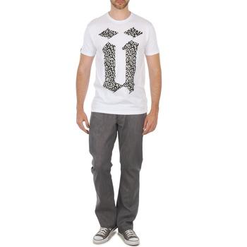 textil Herre Lige jeans Ünkut TWO Grå