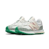 Sko Lave sneakers New Balance NB 237 x Casablanca Holly Green Munsell White/Holly Green