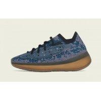 Sko Lave sneakers adidas Originals Yeezy Boost 380 Covellite Covellite/Covellite-Covellite
