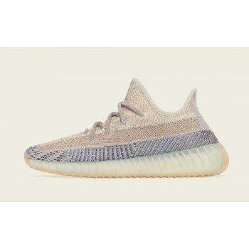 Sko Lave sneakers adidas Originals Yeezy Boost 350 V2 Ash Pearl Ash Pearl/Ash Pearl/Ash Pearl