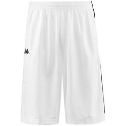 textil Herre Shorts Kappa Banda Treadwell Shorts Hvid