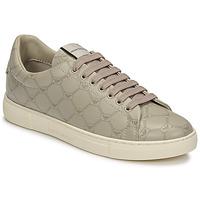 Sko Dame Lave sneakers Emporio Armani DANSSE Beige / Hvid