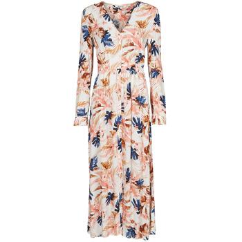 textil Dame Lange kjoler Rip Curl MAXI DRESS DRIFTER Flerfarvet