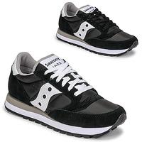 Sko Lave sneakers Saucony JAZZ ORIGINAL Sort / Hvid