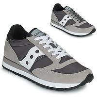 Sko Lave sneakers Saucony JAZZ ORIGINAL Grå / Hvid