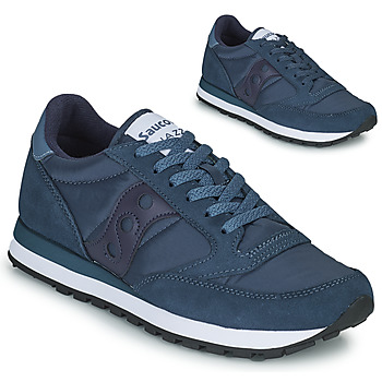 Sko Lave sneakers Saucony JAZZ ORIGINAL Marineblå