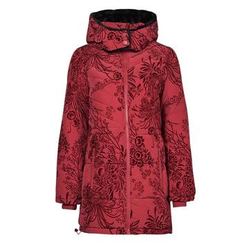 textil Dame Dynejakker Desigual JAPAN Rød