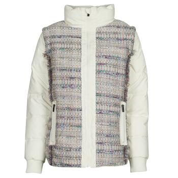 textil Dame Dynejakker Desigual STORNI Hvid