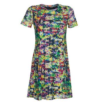 textil Dame Korte kjoler Desigual ANN Flerfarvet